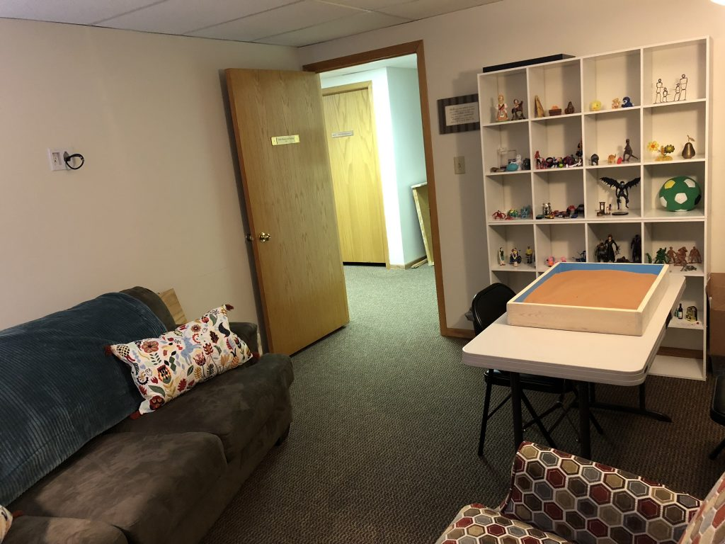 welcoming therapy practice